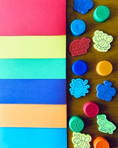 color matching and color recognition activities for preschool centers Honeycomb Printable Preschool