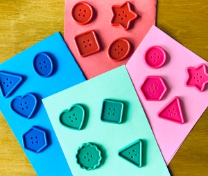 Color matching and recognition activities for preschool centers. Honeycomb Printable Preschool